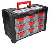 KOTARBAU® Kleinteilemagazin 9K Werkzeugkasten für Werkstatt