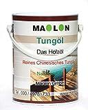 Tungöl 5 Liter   100% reines Naturöl   Holzöl für Innen und Auß