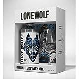 LoneWolf Gin - BrewDog On-Pack mit Glas, 0,7l, 40%