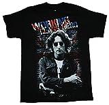 John Lennon Working Class Hero T Shirt S-2XL New Zion Rootswear Merch