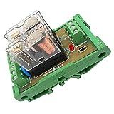 Bonarty Hochwertig Relaismodul Relaiskarte Raspberry Pi Ersatzteile, Schutz