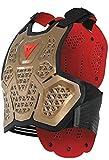 Dainese MX3 Roost Guard Protektorenweste Braun L - XXL