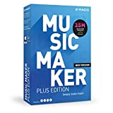 Music Maker – 2021 Plus Edition – Zum eigenen Song mit nur 5 Klicks
