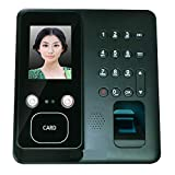liuchenmaoyi Unterstützung Zeiterfassungssystem biometrische Fingerabdruck-Zeit-Anwesenheits-Zeit-Taktgeber-Recorder mit USB Zeit Uhren für kleine Unternehmen