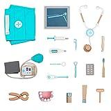 Arztkoffer Kinder,Kinder Holz Arztkoffer Spielzeug Set, Doktorkoffer Zum Rollenspiel, Arzt Medizinisches Spielset Spielzeug Kinder, Arzt Set Kinder Ab 2、3 Jahre(17pcs)