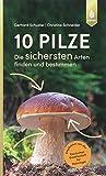 10 Pilze: Die sichersten Arten finden und b