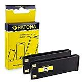 PATONA 2X Akku BLS-2 kompatibel mit Nokia 5110 6110 6150 6210 7110