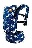 Baby Tula Cosmo Gallop Free-to-grow Babytragetasche, verstellbar, ergonomisch, verschiedene Positionen für 3,2 - 20,4 kg