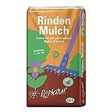 ReNatur Rindenmulch, Körnung 0-40 mm - 60 Liter