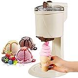 Speiseeisbereiter Für Frozen Yoghurt, Joghurt Sorbet Und Eis, Ice Cream Maker Machine Automatische Softeismaschine, Tragbare Speiseeismaschine Entnehmbarer Eisbehälter Zubereiten Von Eis Ein Helfer
