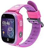 SoyMomo Space 4G - GPS Uhr für Kinder 4G -Handy Uhr für Kinder - Smartwatch 4G für Kinder (Pink)