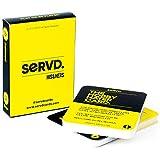 Servd – His & Hers – das lustige Echtzeit-Kartenspiel für erwachsene Paare (englische Version)