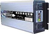 Intelligenter Reiner Sinus Wechselrichter 3000W 4000W 5000W 6000W 8000W Pure Sine Wave Power 12V 24V 48V 60V 72V Bis 220V 230V 240V Spannungswandler FüR Reisen Freien Wohnmobilen (48V,6000W)