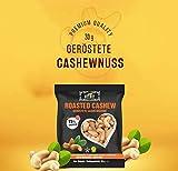 FitFit geröstete Cashew Cashewnuss Nüsse Protein Omega3 Studentenfutter 16x100g Nussmischung Mehrpack