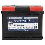 Autobatterie 12V 60AH 600A EN-SAE DX 6000627546