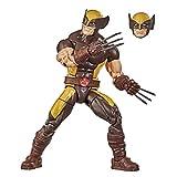 Marvel F0335 Hasbro Marvel Legends Series X-Men 15 cm große Wolverine Action-Figur, Premium Design und Accessoire, ab 4 Jahren