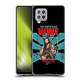 Offizielle WWE Elias Walk with Elias 2018/19 Superstars 3 Weiche Gel-Schutzhülle kompatibel für Samsung Galaxy A42 5G (2020)