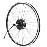 Shipenophy Umrüstsatz, leicht, Hinterradkassette, rostfrei, professionell, 66 cm, einfach zu installieren, wasserdicht, Vorderradumwandlung für Elektro-Fahrräder für E-Bike