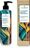 ULTIMATIVES Zwiebel-Zwiebel-Shampoo, Sägepalme und 22 natürliche und ökologische Wirkstoffe - Stärkt das Haar -Champu gegen Haarausfall Frau / Mann I Haarw