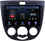LYHY 9 Zoll Android 9.1 Stereo-Navigations-GPS-System für Buick Excel HRV 2004-2013 mit FM AM RDS-Radio- / Spiegelverbindung/DSP Octa Core-Multimedia- / AV-Out-USB-System