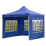 Petyoung 1 Panel Zelttuch Outdoor Wasserdicht Faltbar Regendicht Zelt Tuch Pavillon Seitenwand Outdoor Camping einfach schnell aufzubauen