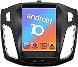 GPS-Navigation für Ford Focus 2010-2017 Android 10.0 9,7'Stereo Sato-Touchscreen NAV-Auto-Radio Multimedia-Player SWC-Telefonsteuerung Telefon