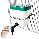 Cirdora Hamster Wasserflasche, Nager Trinkflasche Drinky Automatische Hängende Wasser Trinkspender Für Igel Kaninchen Eichhörnchen Gerbile Guinea Pig
