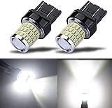 7443 7440 led 12V 24V Super hell Glühbirne, Weiß 6000K Kleine Größe Design Für dekorative Beleuchtung, etc (2 Stück)