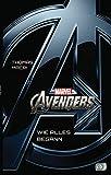 Marvel Avengers: Wie alles begann - Kinderbuch ab 10 Jahren (Die Marvel-Filmbuch-Reihe, Band 3)