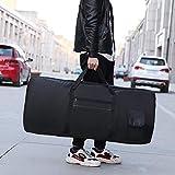 Keyboard-Tasche, gepolsterte gepolsterte Keyboard-Tasche, 61 Tasten, Tasche für E-Klavier, Keyboard-Tasche, 420D Oxford-Gewebe, (98 x 41 x 13 Zoll)