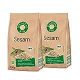 2x CLASEN BIO Sesam ungeschält, vegan und glutenfrei - 250 g