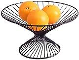 YANSJD Obstschale Obstkorb, Tier Obstkorb Ständer zum Aufbewahren und Organisieren von Gemüse, Eiern und mehr | Deep Fruit Basket für Wohnzimmer Küchentisch