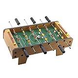 N/Z Tägliche Ausrüstung Tischfußball Tisch Tragbare Mini Tischfußball Fußballspiel Set Kombination Spieltische