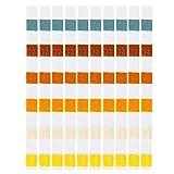 LIPENLI. Chlor pH-Wert Test Alkalinity Härte Tester Papier Restpool Einfache Tragen Schwimmen Durable Teile (Color : PH Test Papers)
