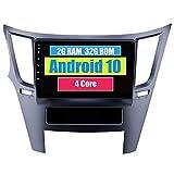 Autoradio Autoradio Radio für Subaru Legacy Outback 2009 2010 2011 2012 2013 2014 mit Android GPS Navigation Touchscreen Bluetooth Multimedia WiFi USB Mirror Link