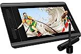 XP-PEN Artist 12 Grafiktablett 11,6 Zoll Pen Display HD 1920 X 1080 batterieloser Stift mit Radierer Fernunterricht Home-Office