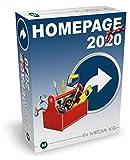 HomepageFIX 2020 - Webdesign Software für Einsteiger und Profis ohne HTML Kenntnisse - die kinderleichte Webdesignsoftware für jeden Einsatzzweck - jetzt die eigene Web