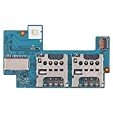 Liaoxig Sony Spare Dual-SIM-Karten-Sockelplatine for Sony Xperia C / C2305 / S39h Sony Spare