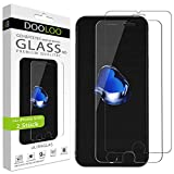 Dooloo Ultraglas HD Panzerglas [2 Stück] kompatibel mit iPhone 5S, iPhone 5C, iPhone 5, iPhone SE Kratzfeste Panzerfolie 9H Hart Glas Folie mit optimalem Displayschutz blasenfreie S