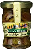 Casa Deliziosa Sardellenfilets gerollt in Öl, 3er Pack (3 x 90 g)