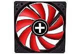 Xilence Performance C Serie   Gehäuselüfter   XPF120.R   3Pin   120 mm   rot/schwarz