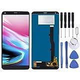 MENGHONGLLI Handy Ersatzzubehör Vollmontage von LCD-Bildschirm und Digitizer für für ZTE Blade V9 Vita Telefon-Ersatfür ZTEil