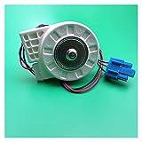 ZYTANG®. Neue Kühlschranklüftung Lüftermotor für Haier Kühlschrank 0064000944 DLA5985HAEH BCD-579WE Umgekehrter Drehmotor.