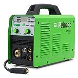 Reboot schweißgerät mig mag 155A IGBT 230V schweißgerät Gas/ohne Gas MIG/MMA/LIFT WIG/Spool Gun 5 in 1 weldinger schweißgerät fülldraht/Schweißdraht 1KG inverter Schweißmaschine schutzgas