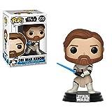 Funko 31796 POP Bobble: Star Wars: Clone Wars: Obi Wan Kenobi
