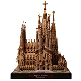 CYC DIY Sagrada Familia, Spanien Bastelpapier Modellarchitektur 3D DIY Bildung Spielzeug Handmade Adult Puzzle Game