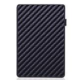 Kompaktes und Robustes Blocker-Kartenetui Aluminium-Schutz-Kreditkartenetui (schwarz)