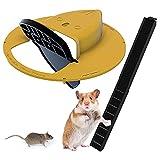 Slide Bucket Lid Mouse Rat Trap,Mouse Trap Bucket,Mouse Trap Flip,Mausefalle Eimer Wippe,Mouse Trap Humane