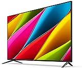 QDY Smart TV 50 Zoll 4k 1920 * 1080 Auflösung, LCD-Netzwerk-TV, Handy-Projektionsbildschirm, USB2.0-Anschluss, als Display, kompatibel mit Mehreren Geräten