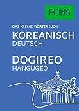 PONS Das kleine Wörterbuch Koreanisch: Koreanisch-Deutsch / D